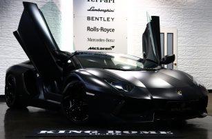 Lamborghini/アヴェンタドールLP700-4